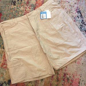 Columbia barracuda men killer shorts 40 NWT